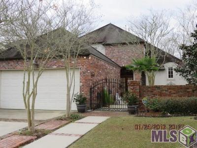 Baton Rouge Single Family Home For Sale: 11746 Villa Ave