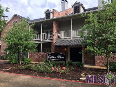 Baton Rouge Condo/Townhouse For Sale: 7640 Lasalle Ave #204
