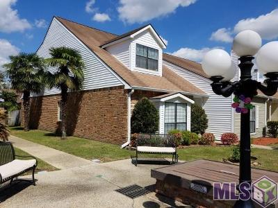 Baton Rouge Condo/Townhouse For Sale: 279 Marilyn Dr #36