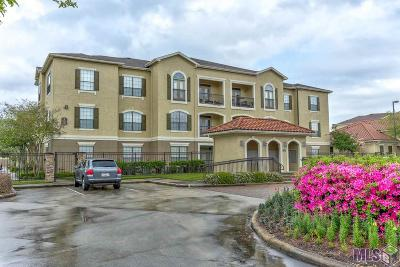 Baton Rouge Condo/Townhouse For Sale: 6765 Corporate Blvd #1102