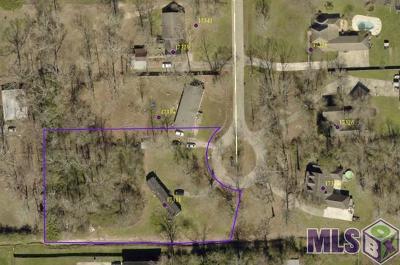 Prairieville Residential Lots & Land For Sale: 17320 Deerpath Ct
