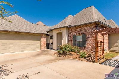 Baton Rouge Single Family Home For Sale: 9861 Market West Dr