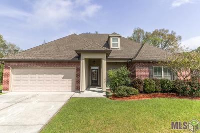 Gonzales Single Family Home For Sale: 38420 Rue Chateau Ave