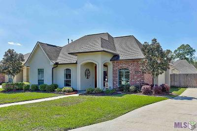 Gonzales Single Family Home For Sale: 14062 West Creek Dr