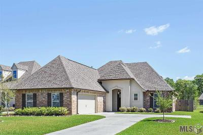 Prairieville Single Family Home For Sale: 18134 Old Reserve