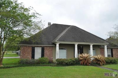 Prairieville Single Family Home For Sale: 39081 McCrory 2 Rd