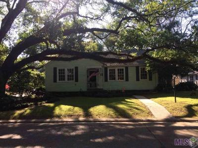 Baton Rouge Single Family Home For Sale: 1480 Kenmore Ave