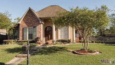Prairieville Single Family Home For Sale: 37220 Mindy Way Ave