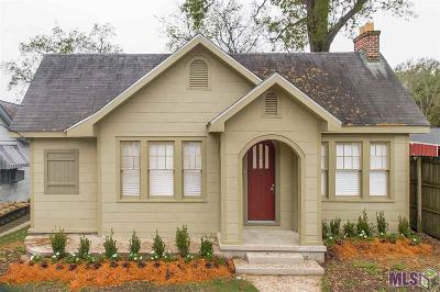 Baton Rouge LA Single Family Home For Sale: $240,000