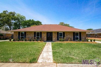 Baton Rouge Single Family Home For Sale: 3521 Ridgemont Dr