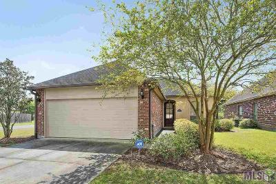 Baton Rouge Single Family Home For Sale: 3101 Nicholson Lake Dr