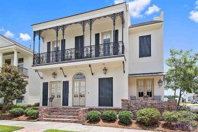 Baton Rouge Single Family Home For Sale: 13210 Elissa Ln