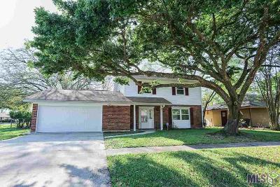 Baton Rouge Single Family Home For Sale: 1974 Potwin Dr