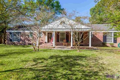 Baton Rouge Single Family Home For Sale: 552 Broadmoor Ave