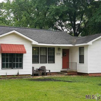Baton Rouge Single Family Home For Sale: 4234 Lanier Dr