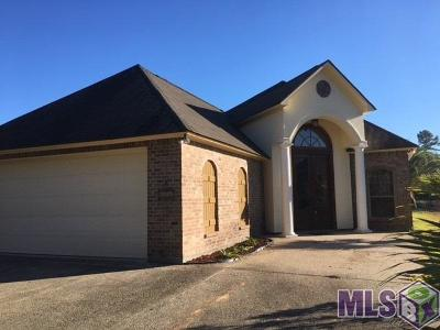 Maurepas Single Family Home For Sale: 21083 Waterfront East Dr