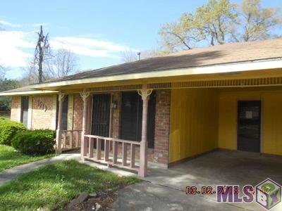 Baton Rouge Single Family Home For Sale: 5589 Monarch Ave