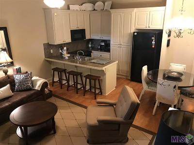 Baton Rouge LA Condo/Townhouse For Sale: $149,900