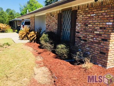 Baton Rouge Single Family Home For Sale: 4184 Sarasota Dr