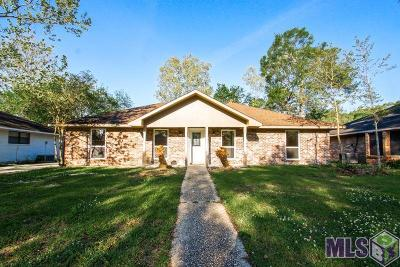 Baton Rouge Single Family Home For Sale: 7322 Board Dr
