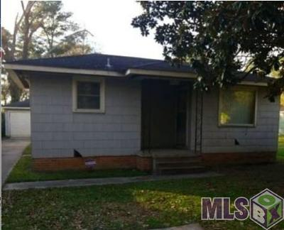 Baton Rouge Single Family Home For Sale: 3063 Bartlett St