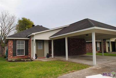 Baton Rouge Single Family Home For Sale: 1369 Harwich Dr