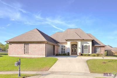 Baton Rouge Single Family Home For Sale: 16338 Magnolia Trace Pkwy