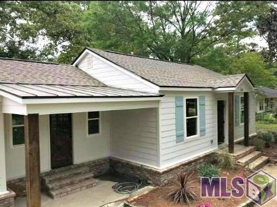 Denham Springs Single Family Home For Sale: 1241 Benton Ln