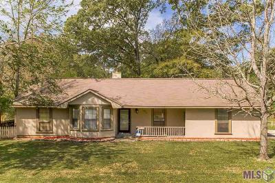 Baton Rouge Single Family Home For Sale: 1675 Green Oaks Dr