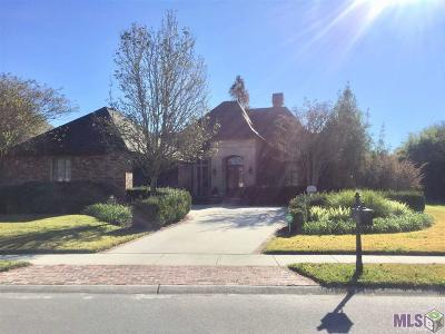 Baton Rouge Single Family Home For Sale: 3155 Coates Crossing