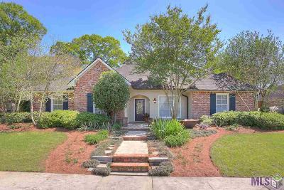 Baton Rouge Single Family Home For Sale: 418 Plantation Ridge Dr