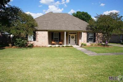 Baton Rouge Single Family Home For Sale: 6215 Destrehan Dr