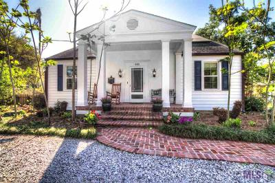 Baton Rouge Single Family Home For Sale: 448 S Donmoor Ave