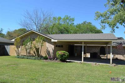 Baton Rouge Single Family Home For Sale: 13926 Katherine Ave