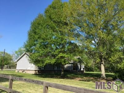 Gonzales Single Family Home For Sale: 40302 La Hwy 621