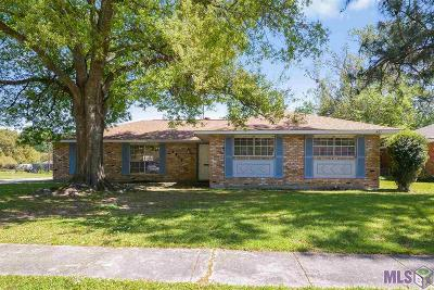 Baton Rouge Single Family Home For Sale: 1465 Wellington Dr