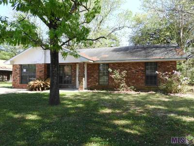 Baton Rouge Single Family Home For Sale: 4450 Oakmoss Ln