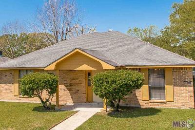 Baton Rouge Single Family Home For Sale: 1027 Roundhill Dr