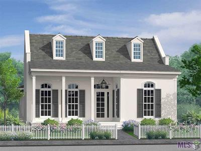 Baton Rouge LA Single Family Home For Sale: $528,750