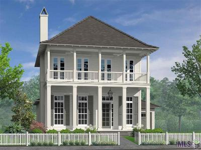 Baton Rouge LA Single Family Home For Sale: $546,000