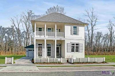 Baton Rouge LA Single Family Home For Sale: $563,000