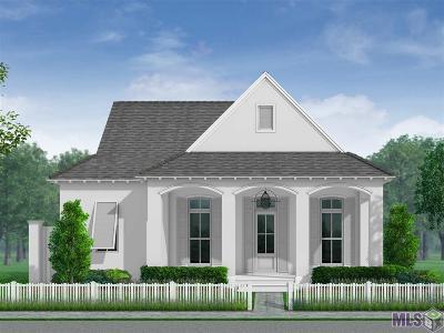 Baton Rouge LA Single Family Home For Sale: $431,000