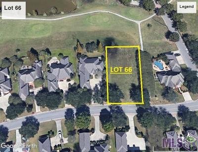 Gonzales Residential Lots & Land For Sale: 40241 Pelican Point Pkwy