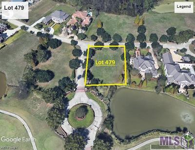 Gonzales Residential Lots & Land For Sale: 40187 River Winds Ct