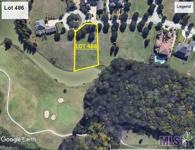 Gonzales Residential Lots & Land For Sale: 40214 River Winds Ct