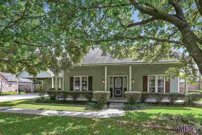 Zachary Single Family Home For Sale: 3720 Elizabeth Place Dr