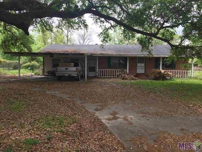 Gonzales Single Family Home For Sale: 40101 La Hwy 621