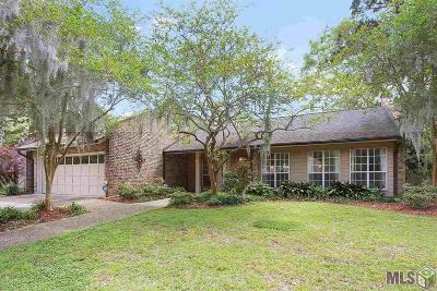 Baton Rouge Single Family Home For Sale: 1202 Applewood Rd