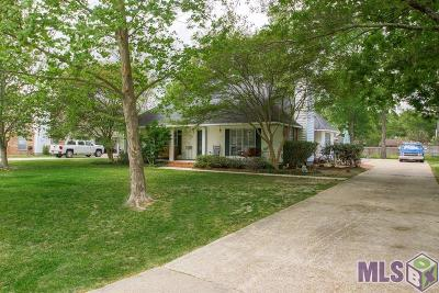 Gonzales Single Family Home For Sale: 40456 Old Hickory Ave