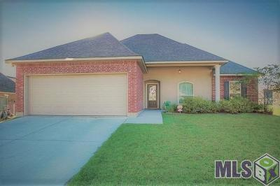 Zachary Single Family Home For Sale: 5036 Queens Carriage St
